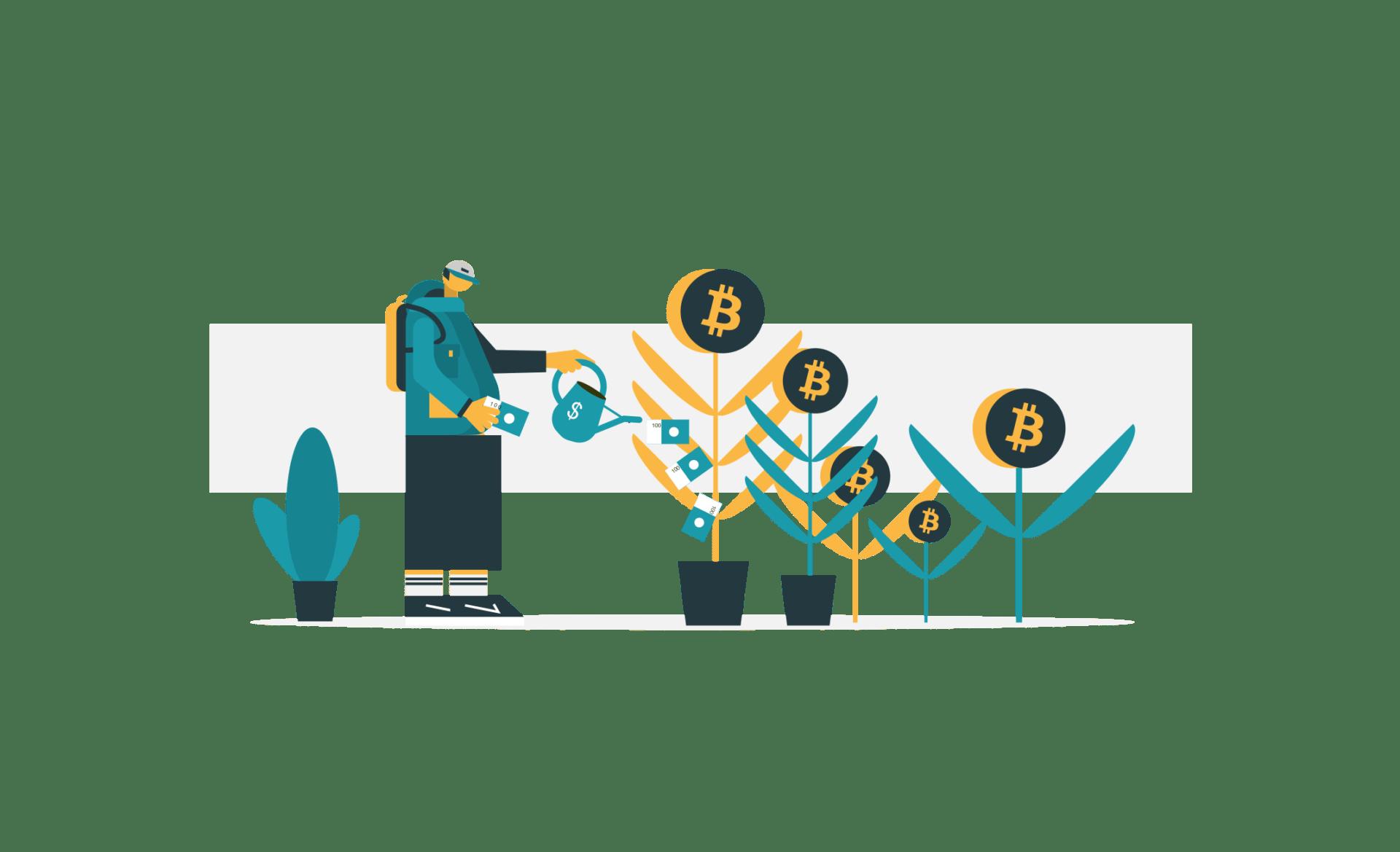 Investovat do Bitcoinu