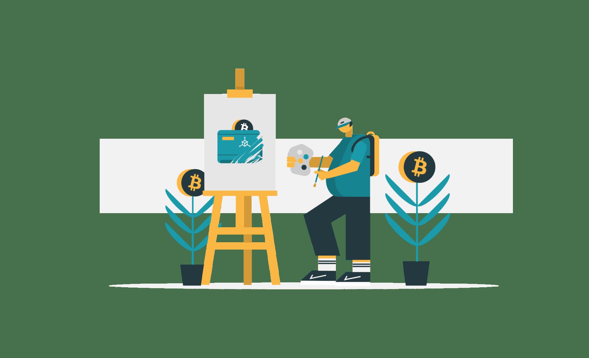 Zalozeni bitcoin penezenky
