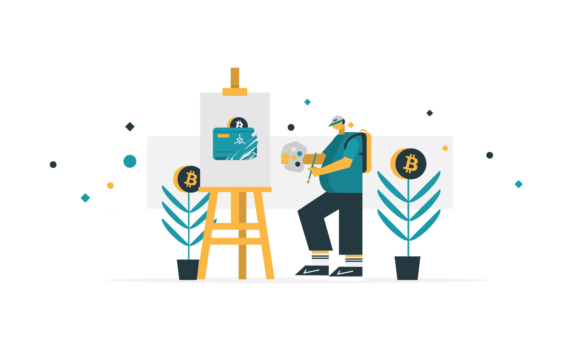 založení bitcoin peněženky