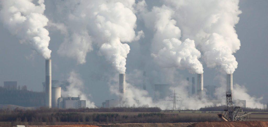 Bitcoin energie znečištění