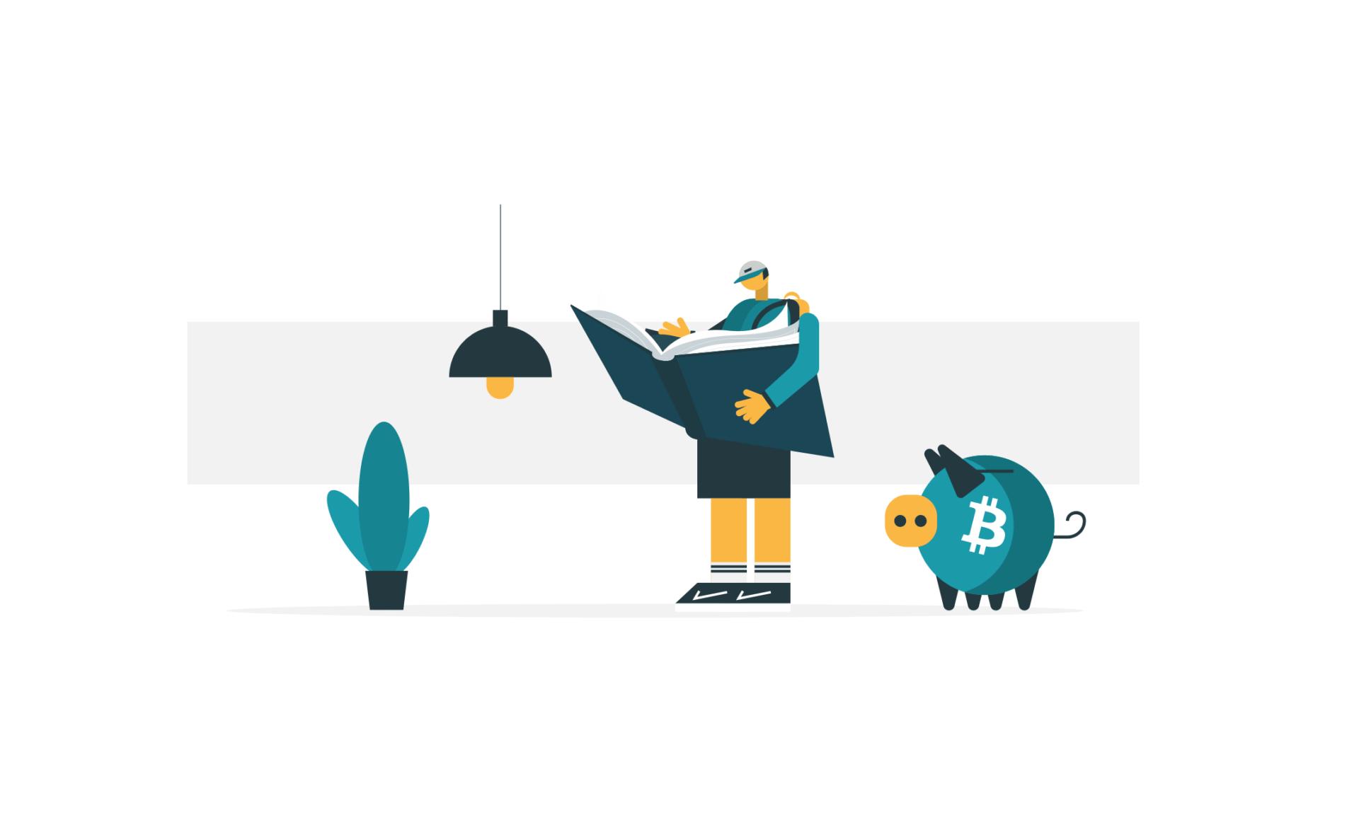 Bitcoin historie