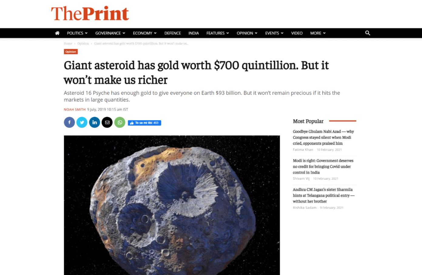 https://theprint.in/opinion/giant-asteroid-has-gold-worth-700-quintillion-but-it-wont-make-us-richer/260482/